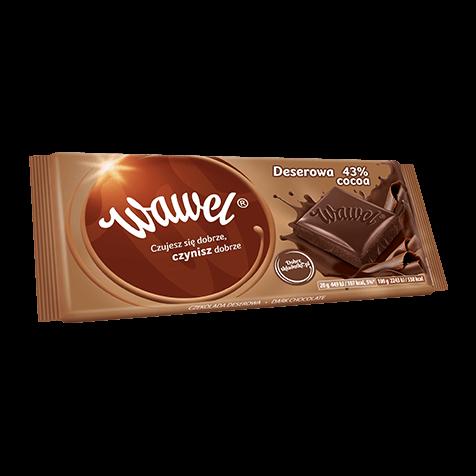 Deserowa 43% cocoa