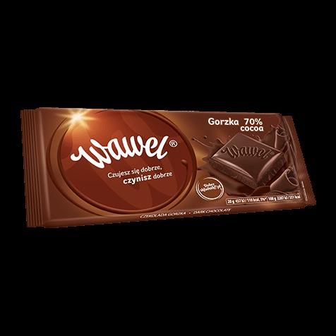 Gorzka 70% cocoa