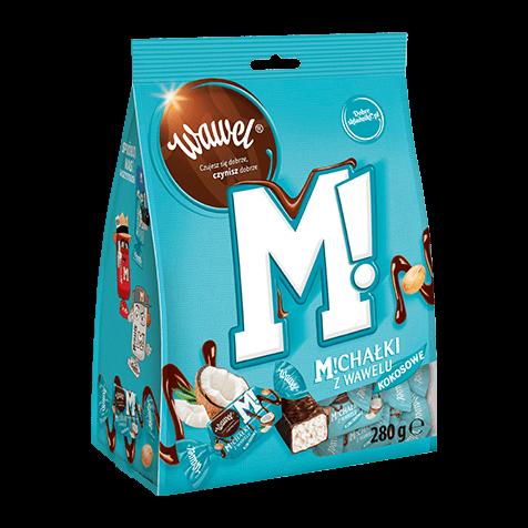 M!chałki z Wawelu Kokosowe