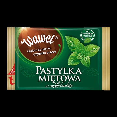 Pastylka Miętowa