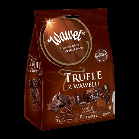 Trufle z Wawelu w czekoladzie