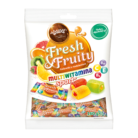 Fresh & Fruity Multiwitamina