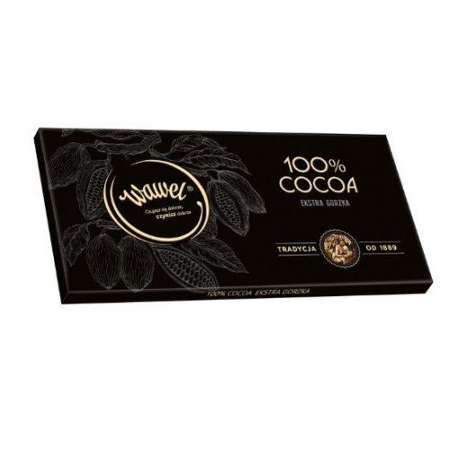 Extra Gorzka 100% Cocoa